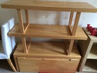 IKEA shelving unit in very good condition