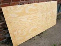 18mm Plywood ONLY £5