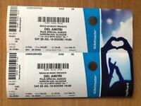 Del Amitri tickets Glasgow Barrolownd 28th July