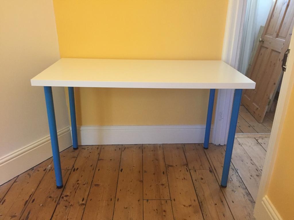 Ikea desk table  cm in windmill hill bristol gumtree