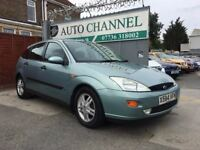 Ford Focus 1.8 i 16v Zetec 5dr£765 p/x welcome NEW MOT