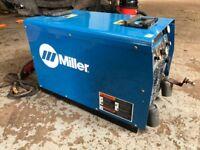 Miller XMT456 Inverter Welder Multi Process CC/CV MIG TIG Stick Pulse