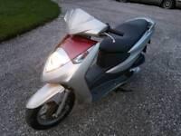 Honda dylan ses 125 cc