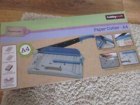 Hobby craft A4 Paper Cutter