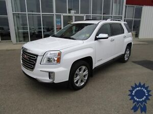 2016 GMC Terrain SLT AWD Leather Heated Seats, Remote Start