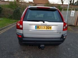 2003 Volvo XC90 2.4 D5 Automatic+Diesel @07445775115 14+Stamp+Cam belt @ 184k+7Seat+Long+Mot+2Owners