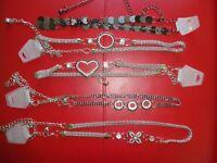 Diamante Belts x 31