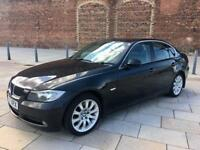 2007 / BMW 330D / ALLOYS / LEATHER / CD / ELECTRIC WINDOWS / JAN MOT .