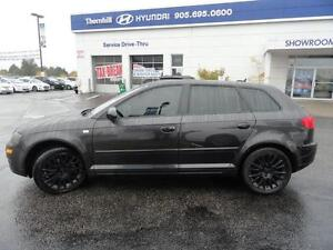2006 Audi A3 2.0T, Premium Package, Leather, Roof, Heated Seats