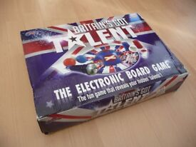 Britain's Got Talent electronic game - REDUCED