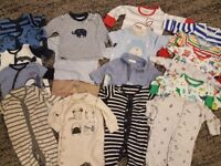 Baby boys Next (first size) clothes bundle