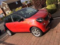 Gorgeous smart Forfour hardly used just like NEW!