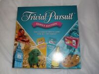 Trivial Pursuit-Family edition ! Very good condition. For children and adults - 8+