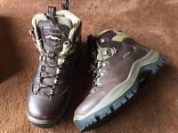 BERGHAUS Ladies Hiking Boots - Size 4