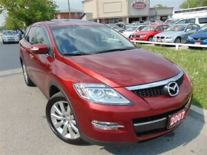 2007 Mazda CX-9 LEATHER ROOF DUAL DVD
