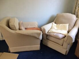 3 arm chairs FREE