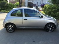 2005 Nissan Micra Auto 1.2 16v S 3dr Low Mileage Automatic Car