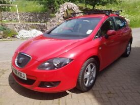 2006 SEAT LEON REFERENCE SPORT TDI - 100K MILES ONLY