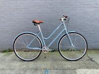 New Beautiful Single Speed Womens Bike Bicycle Unisex