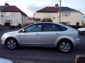 Ford focus 1.6tdci 58plate