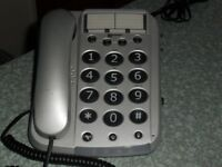 Phone With Large key Pad,