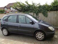 Renault scenic dynamic mot till March