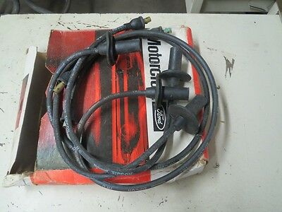 NOS 1955 - 1977 VOLKSWAGEN VW BEETLE BUG BUS SPARK PLUG WIRES SET
