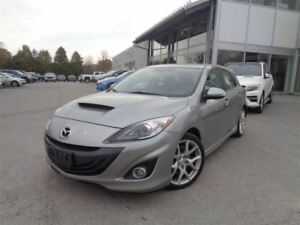 2012 Mazda Mazdaspeed3 TOURING PACKAGE, LOW KM, CLEAN CAR PROOF