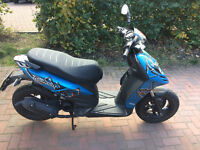 PIAGGIO TYPHOON 50cc scooter moped