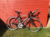 Tifosi Time Trial Triathlon Bike
