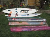 Windsurfing Boards & Sails