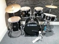 Yamaha Gigmaker 5pc Drum Kit. Excellent condition.