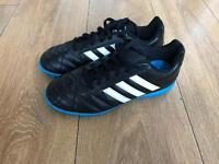 Adidas football boots size 4