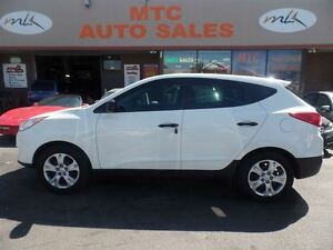 2012 Hyundai Tucson GL (A6), VERY CLEAN