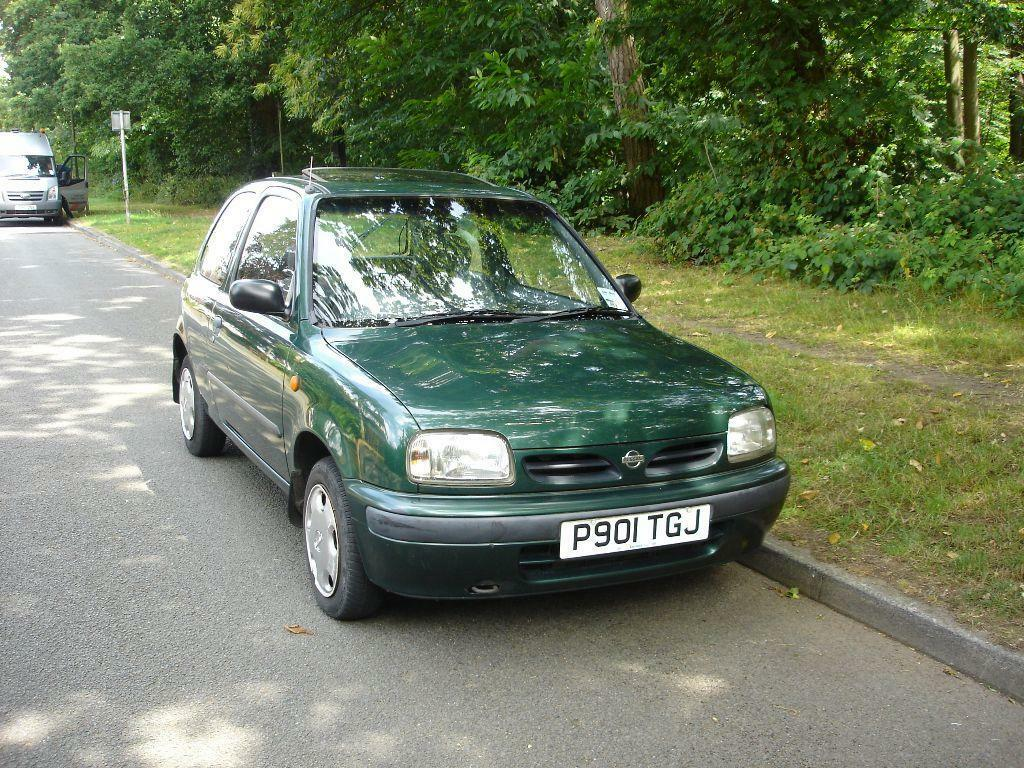 nissan micra 1 0 auto in west wickham london gumtree. Black Bedroom Furniture Sets. Home Design Ideas