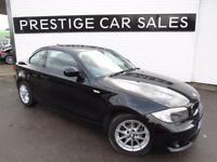BMW 1 SERIES 2.0 120I ES 2d 168 BHP (black) 2013