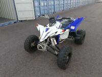YFZ 450r 2014 road legal quad