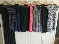 Maternity summer bundle dresses size 10 size 12 10-12