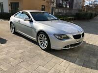 BMW 630i msport