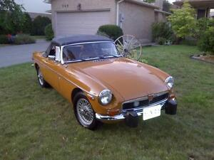1974 MGB Roadster Mark III - $$ REDUCED $$