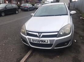 Vauxhall Astra sri 1.9 diesel