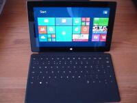 Microsoft Surface RT 32GB, Wi-Fi, 10.6in - Black - Touch Keyboard Win 8.1