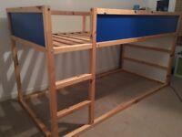 Ikea Kura Reversible Children's Bed Used but very good condition