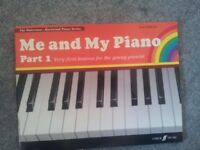 Beginners Piano Book £1