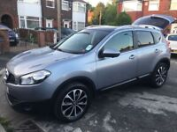Nissan Qashqai 1.5 DCI N-Tec+ 5 Door 2011 Grey in great condition!!