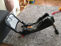 Britax isofix base also have car seat too group 0