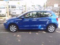 Volkswagen POLO SE 85 S-A, DSG Auto,3 dr hatchback,FSH,1 previous owner,2 keys,stunning car,VO10VBE