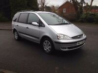 2005 FORD GALAXY ZETEC 1.9 TDI EXCELLENT CONDITION VW SHARAN SEAT ALHAMBRA