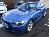 BMW 320 2.0TD ( 184bhp ) ( BluePerformance ) ( s/s ) 2014 d M Sport / FIRST CLASS EXAMPLE! REDUCED!