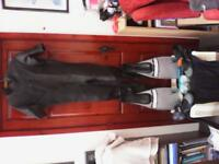 o neill wet suit with speedo fins and snorkelling gear